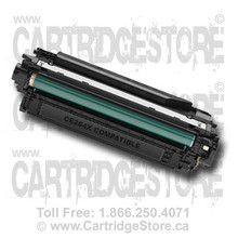 HP 646X Black CE264X Compatible High Yield Black Toner