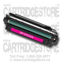 HP 646A Yellow Toner Cartridge CF032A