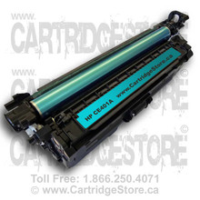 HP 507A Cyan Toner Cartridge New LaserJet Compatible (CE401A)