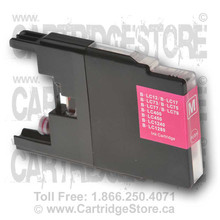 Brother LC77 Magenta Ink Cartridge