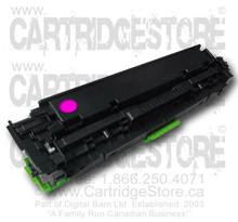 HP 312A Magenta Compatible Toner Cartridge CF383A