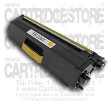 Brother TN336Y Yellow Compatible Toner Cartridge (TN-336Y)