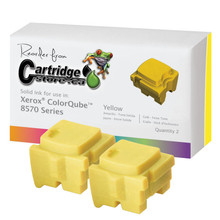 Compatible Alternative for Xerox ColorQube 8570 Yellow Solid Ink