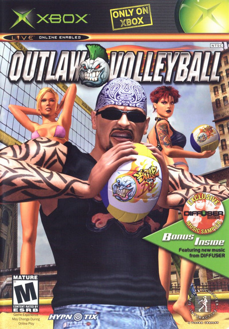 Outlaw Volleyball (Original Xbox)