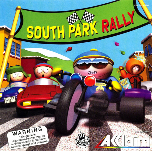 South Park Rally -GAME ONLY- (Dreamcast)