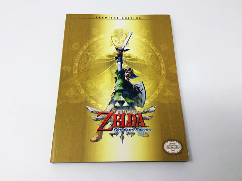 The Legend of Zelda: The Skyward Sword (Prima's Premiere Edition Strategy Guide)