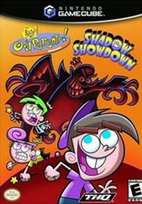 Fairly Oddparents: Shadow Showdown (GameCube)