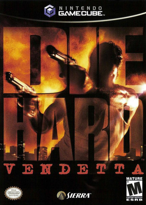 Die Hard: Vendetta (GameCube)