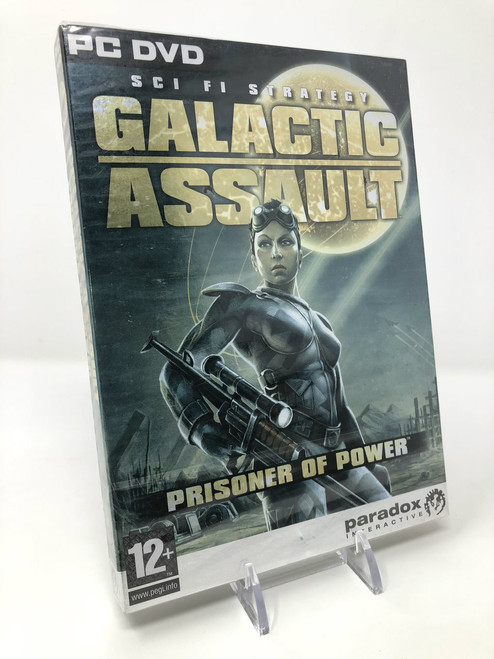 Galactic Assault: Prisoner of Power (PC)