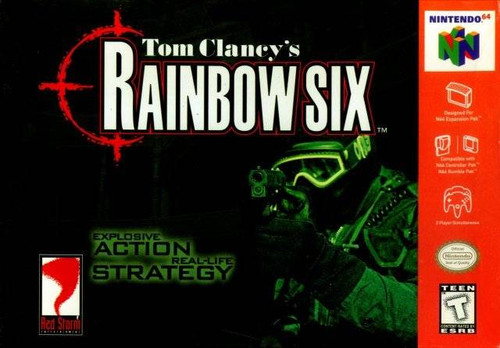 Rainbow Six (Nintendo 64)