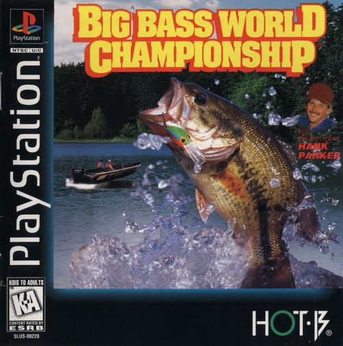 Big Bass World Championship (PS1)