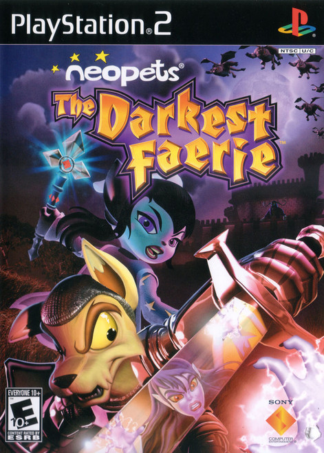 Neopets: The Darkest Faerie (PS2)