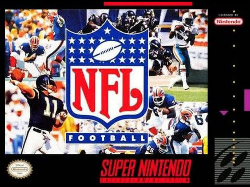 NFL Football (Super Nintendo)