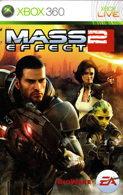 Mass Effect 2 (Xbox 360) (Pre-Owned)
