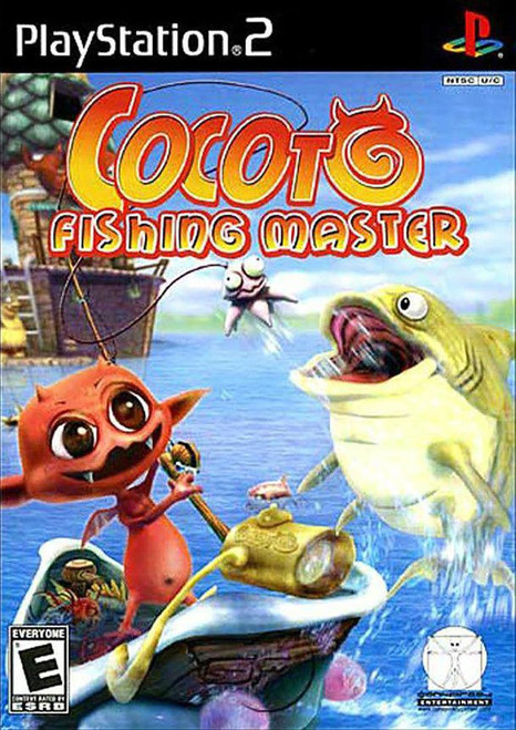 Cocoto: Fishing Master (PS2)