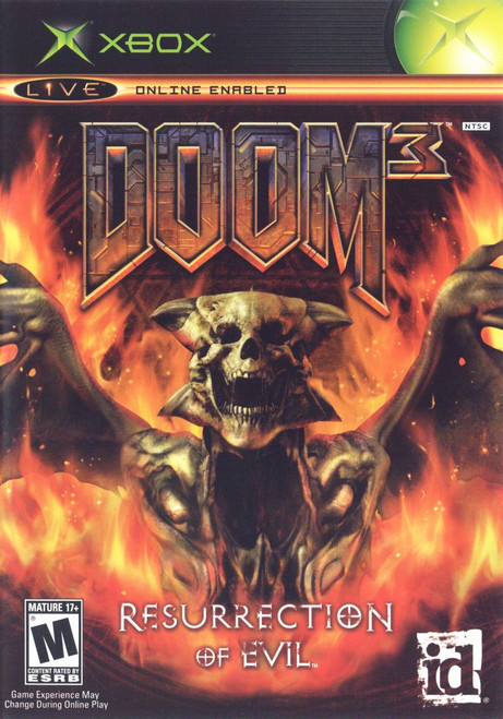 Doom 3: Resurrection of Evil (Original Xbox)