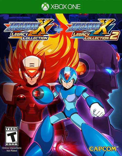 Mega Man X Legacy Colelction 1 + 2 (Xbox One)
