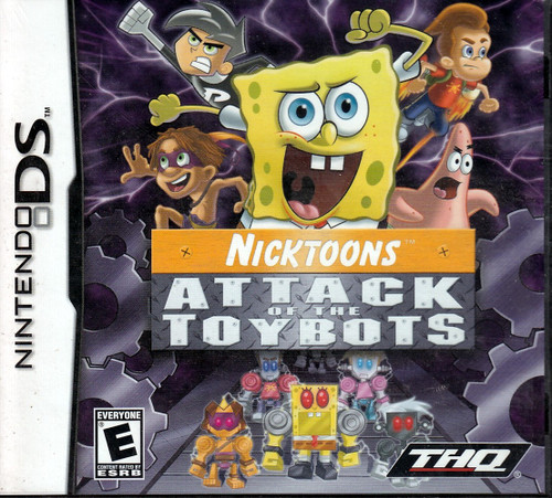 Nicktoons Attack of the Toybots (DS)