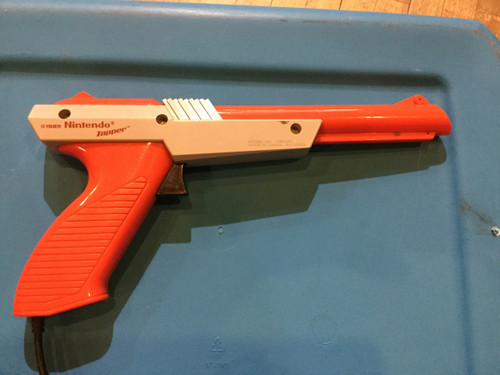 Light Gun Zapper (NES)