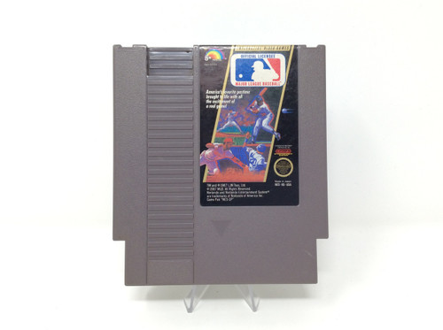 Major League Baseball (NES)