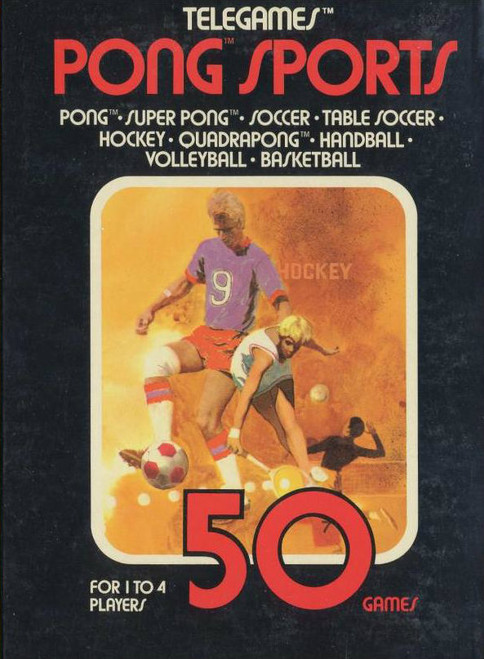 Pong Sports (A2600)