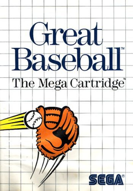 Great Baseball (Master System)