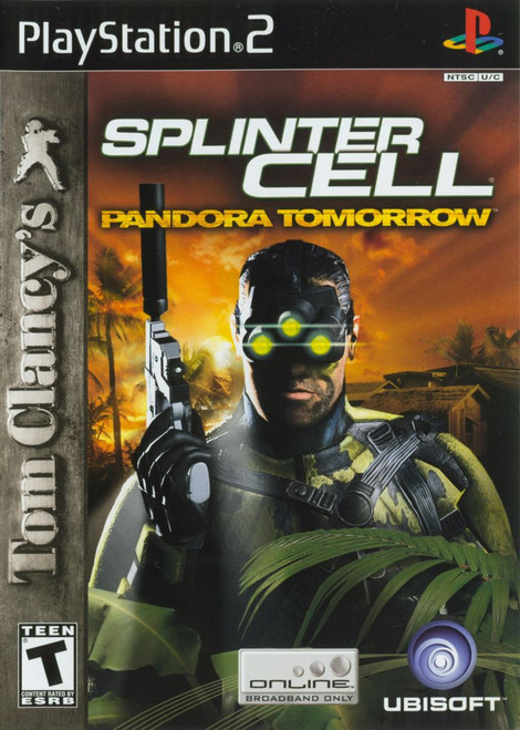 Splinter Cell Pandora Tomorrow (PS2)