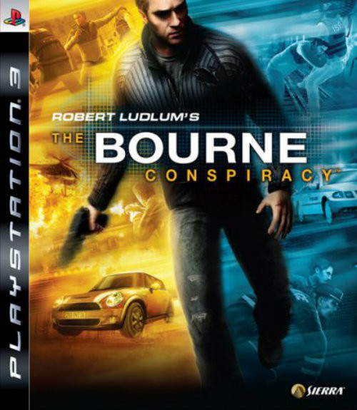 The Bourne Conspiracy (PS3)