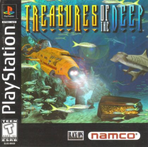 Treasures Of The Deep (PS1)