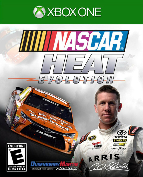 NASCAR Heat Evolution (Xbox One) (Pre-Owned)