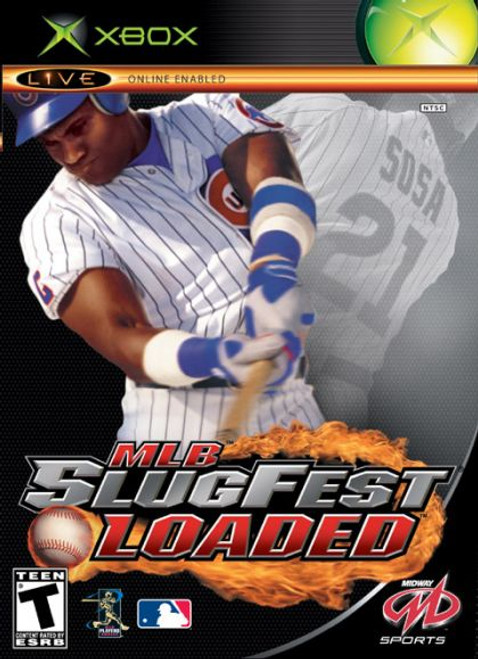 MLB Slugfest Loaded (Original Xbox)
