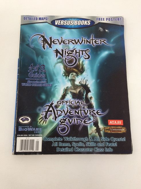 Neverwinter Nights (Official Adventure Guide)