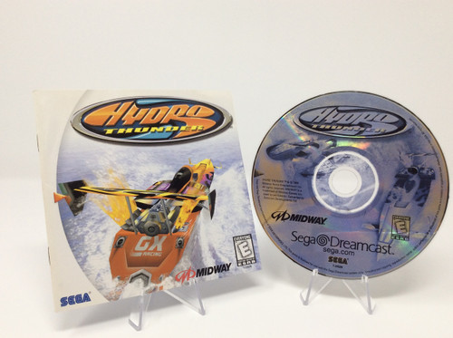 Hydro Thunder with Manual (Dreamcast)