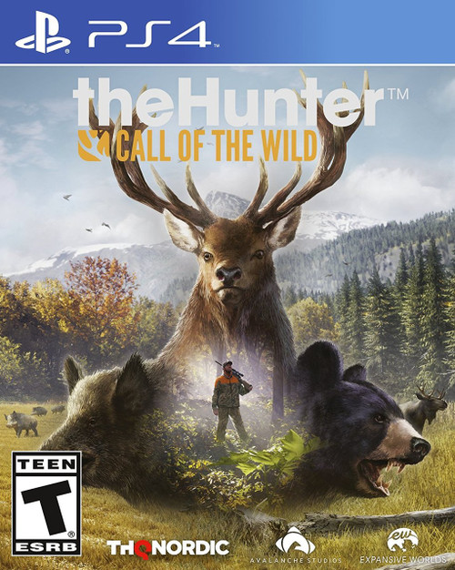 The Hunter: Call of the Wild (PS4) (Pre-Owned)