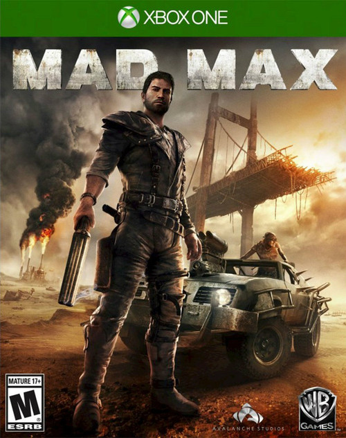 Mad Max (Xbox One) (Pre-Owned)