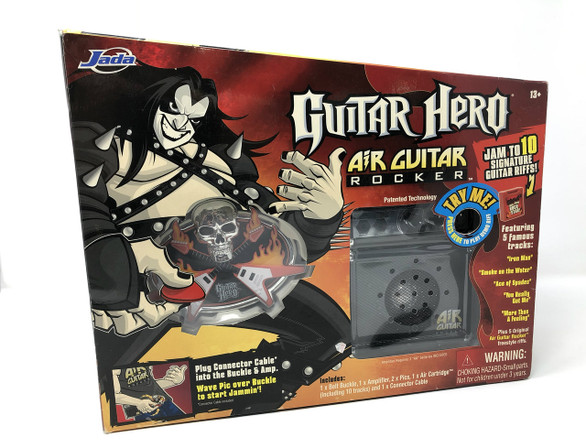 Guitar Hero Air Guitar Rocker -NEW IN BOX-
