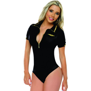 Colombian Body Blouse Shaper with Tummy Control Powernet 980