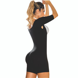 Body Short with Sleeves