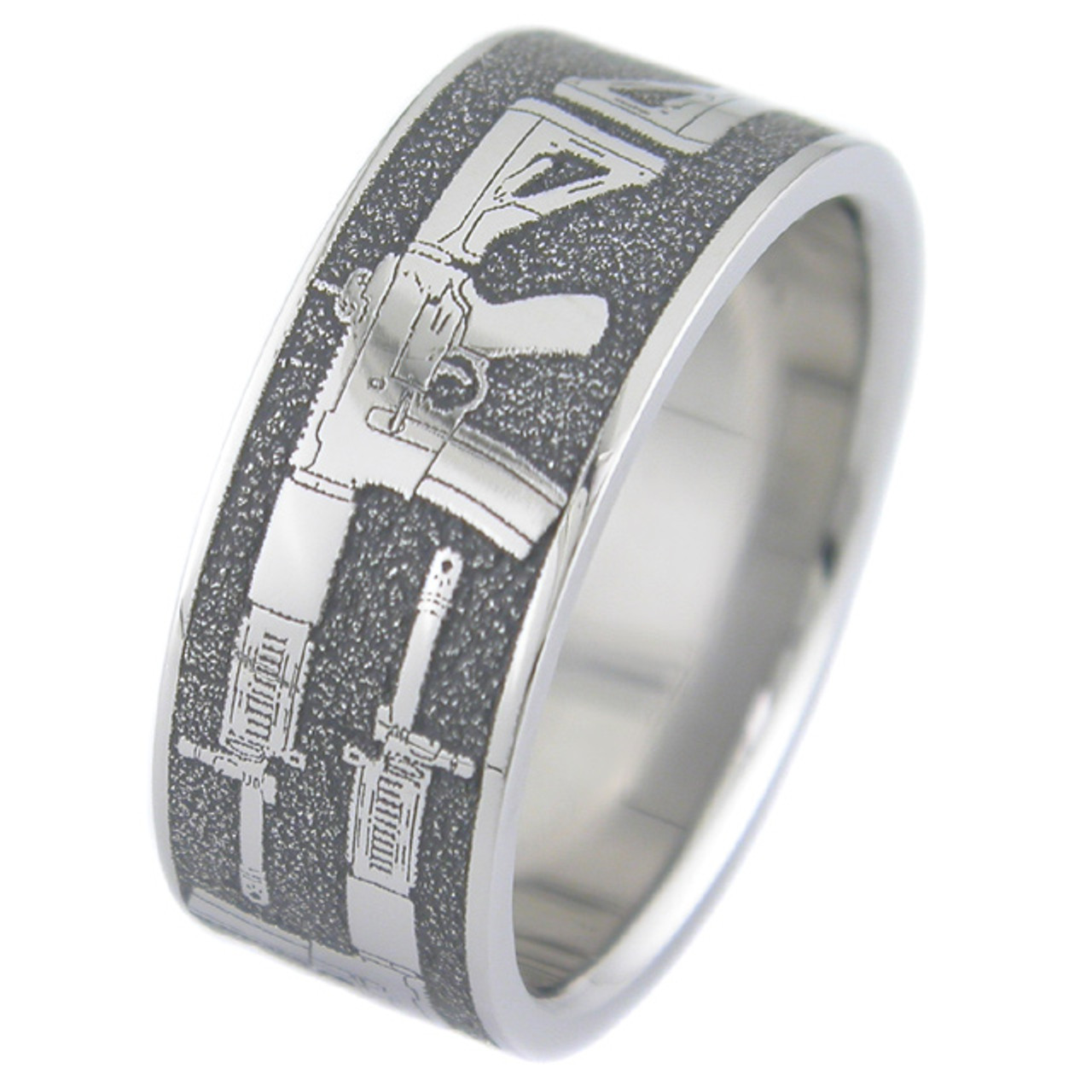 military rings personnel wedding blog the solution army their for tactical spouses ring