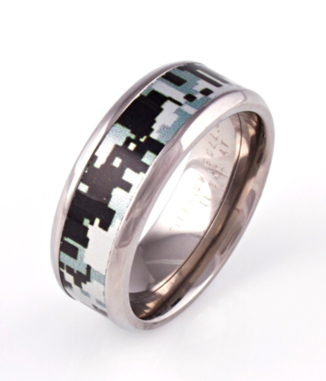 rings tungsten black size shop six camo gift shooter full p from