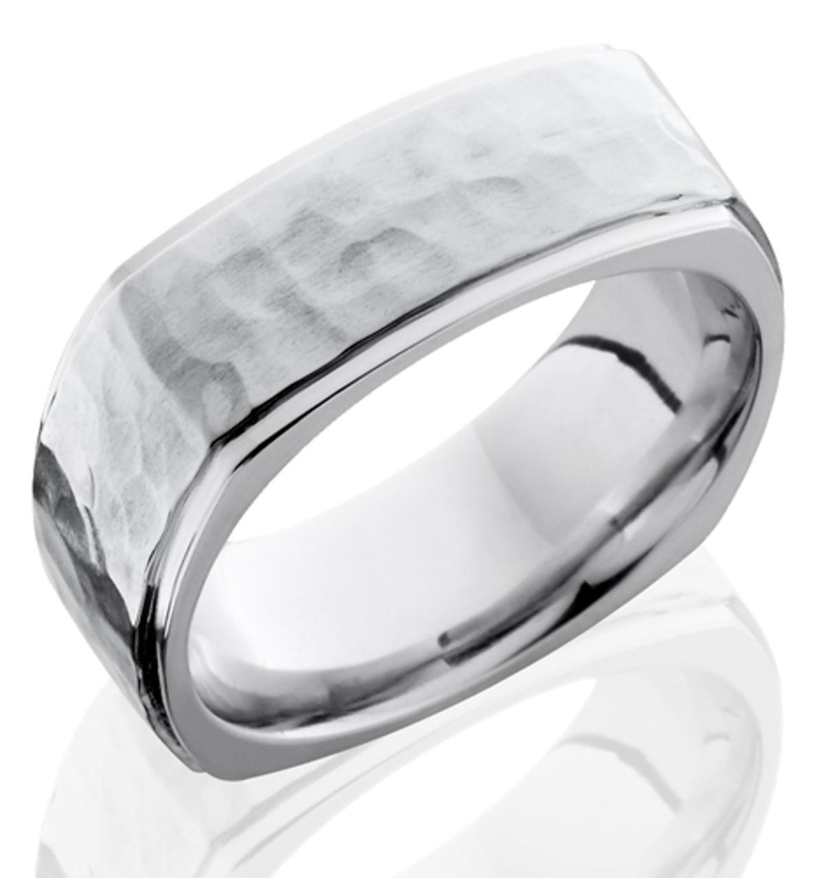 Titanium vs cobalt rings