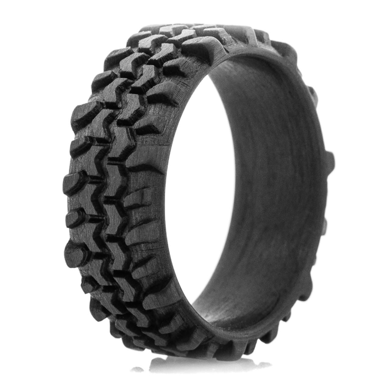 mens carbon fiber interco tsl swamper tread ring