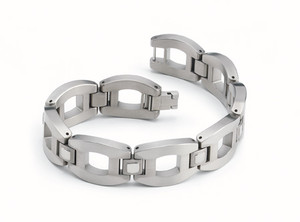 Men's Arca Titanium Bracelet