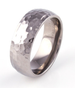 Dome Hammer Ring