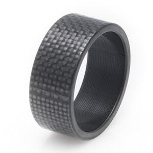 Carbon Fiber Kilo Ring