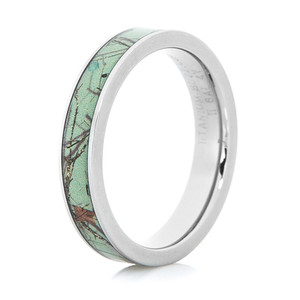 Women's Mossy Oak Equinox Ring