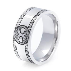 Men's Cobalt Tree of Life Ring