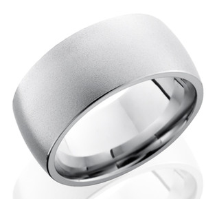 Men's Wide Cobalt Wedding Band