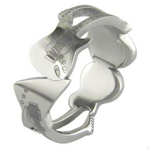 Titanium Guitar Ring