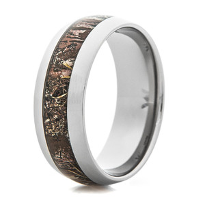 Men's Titanium Realtree® Max-1 XT Camo Ring